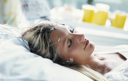 EEG Çekimi - Elektroensefalogram